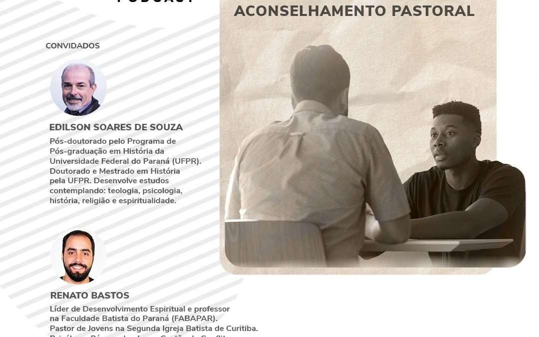 Acolhimento de pessoas através do Aconselhamento Pastoral